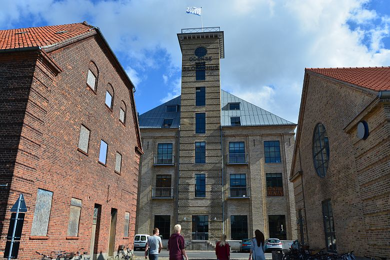 Pirmais mēnesis studējot Dānijā
