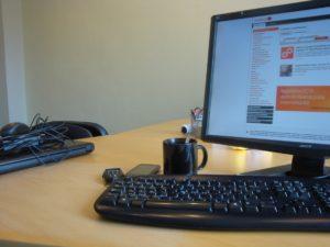 Mans ikdienas ofisa aprīkojums
