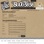 Pica LuLu pasūtījuma forma 2015. gada 26. septembrī