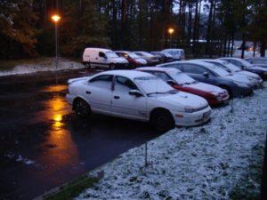 Pirmais sniegs (2009)