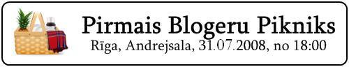 pirmais blogeru pikniks
