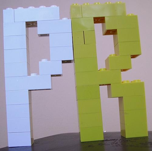 PR from LEGO. rolandinsh.lv
