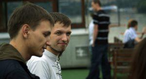 Prāgā: Interneta satura speciālisti, alus un darbs (foto)