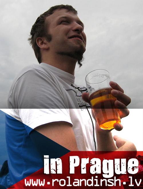Prāgas alus un `rolandinsh`
