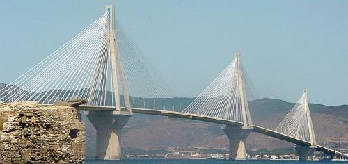 Rio-Antirrio tilts