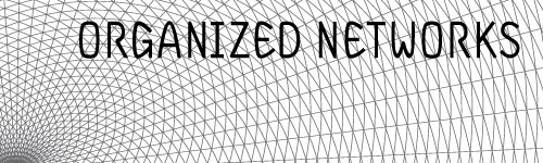 seminārs: organized networks