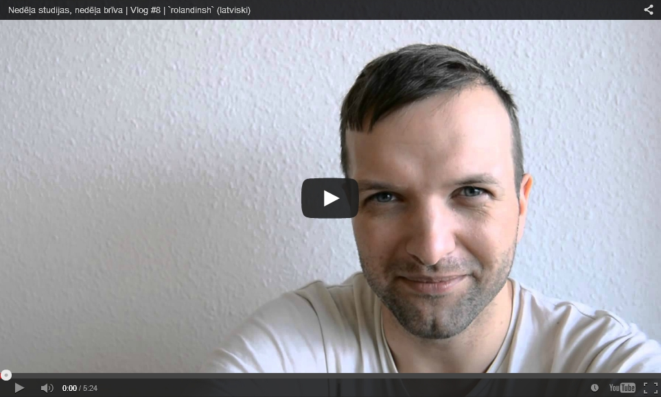 rolandinsh vlog8 20150209