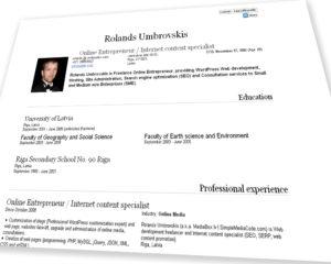 Ieteikumi kā iegūt vairāk darba piedāvājumus izmantojot darba biržu portālus