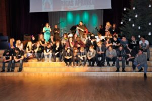 Salaspils kultūras namā RĪGAVA paziņojot dzīvās mūzikas konkursa rezultātus!