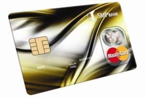MasterCard / Visa finansiālās sankcijas Krievijas SMP Bank par darbībām Ukrainas teritorijā