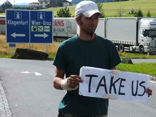 Stopēšana ar EURIZONS projektu. Austrija, 2006