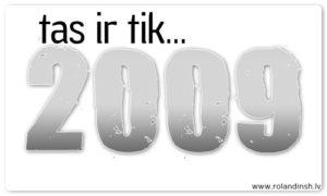 Laimīgu Jauno 2010. gadu!