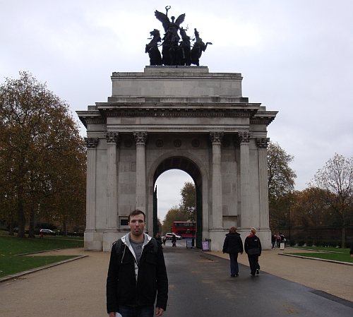 Wellington Arch, London