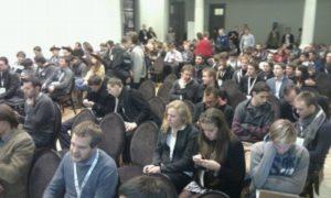Bilde no #appcamp Lietuvā