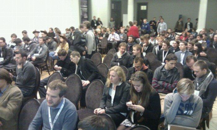 AppCamp Lietuva 2012