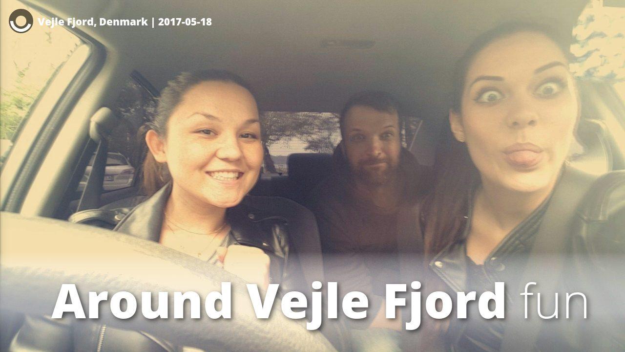 Around Vejle Fjord fun
