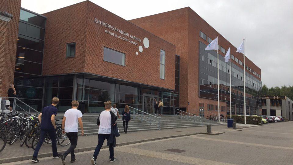 Business Academy Aarhus - Campus Sønderhøj 7G