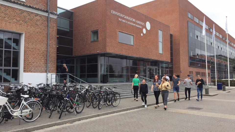 Business Academy Aarhus - Campus Sønderhøj 30