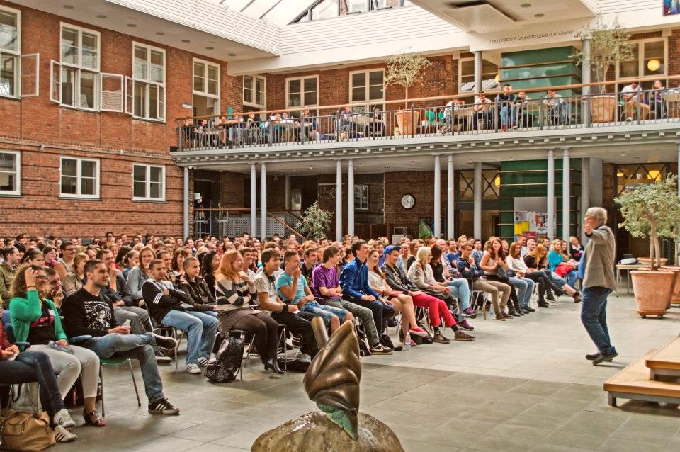 University College of Northern Denmark - Campus Sofiendalsvej