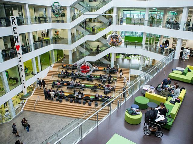 VIA University College - Campus Aarhus