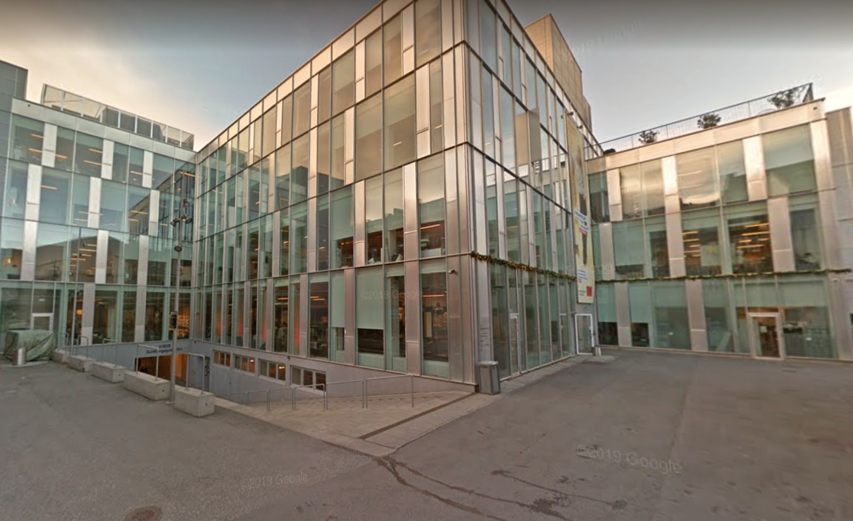 KEA Copenhagen School of Design and Technology - Campus Guldbergsgade