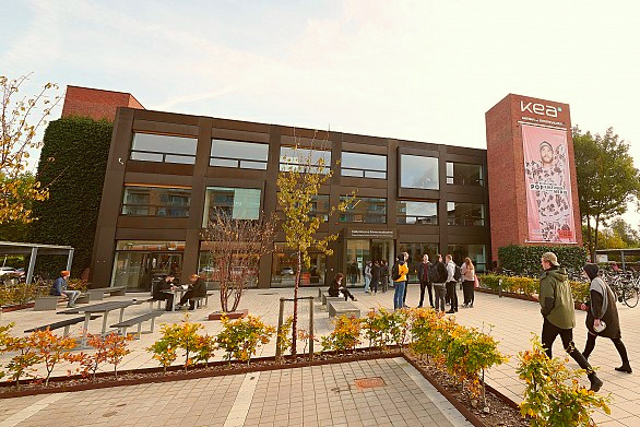 KEA Copenhagen School of Design and Technology - Campus Lygten 16