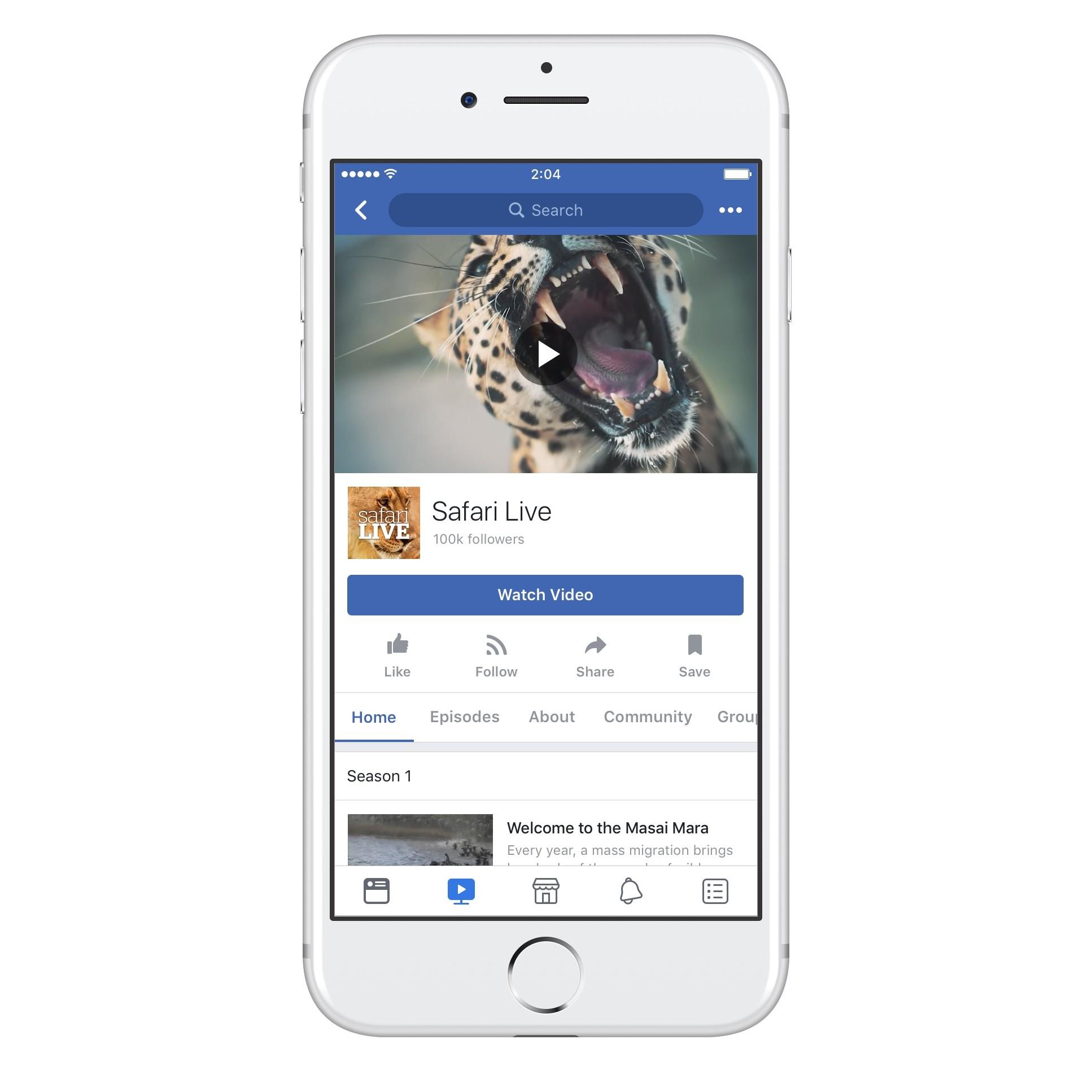 Facebook Watch – jauna platforma video web šovu veidotājiem