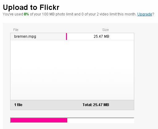 Flickr video bez maksas visiem [+HD] (Video)