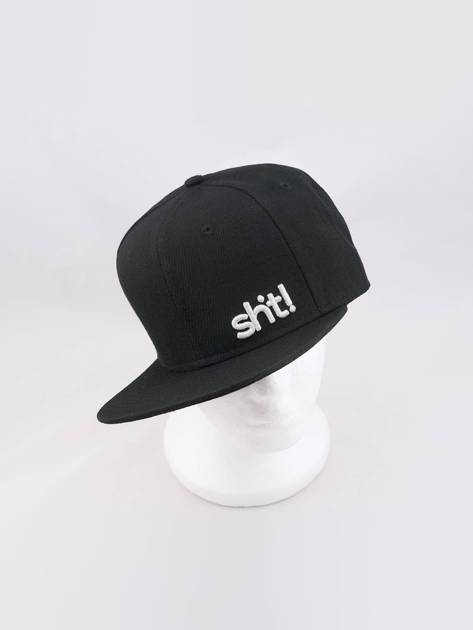 Black Snapback Cap - The embro