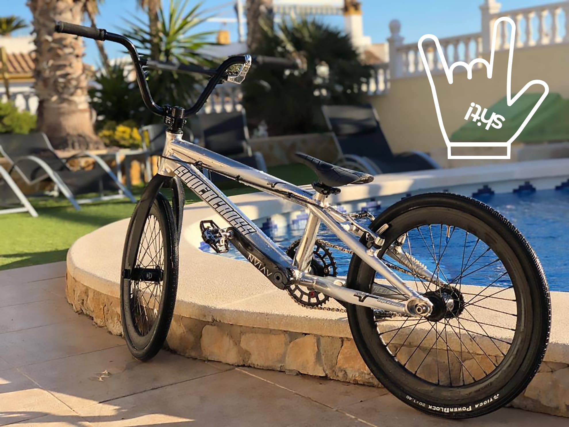 Vincent Molén Bike Check 2019
