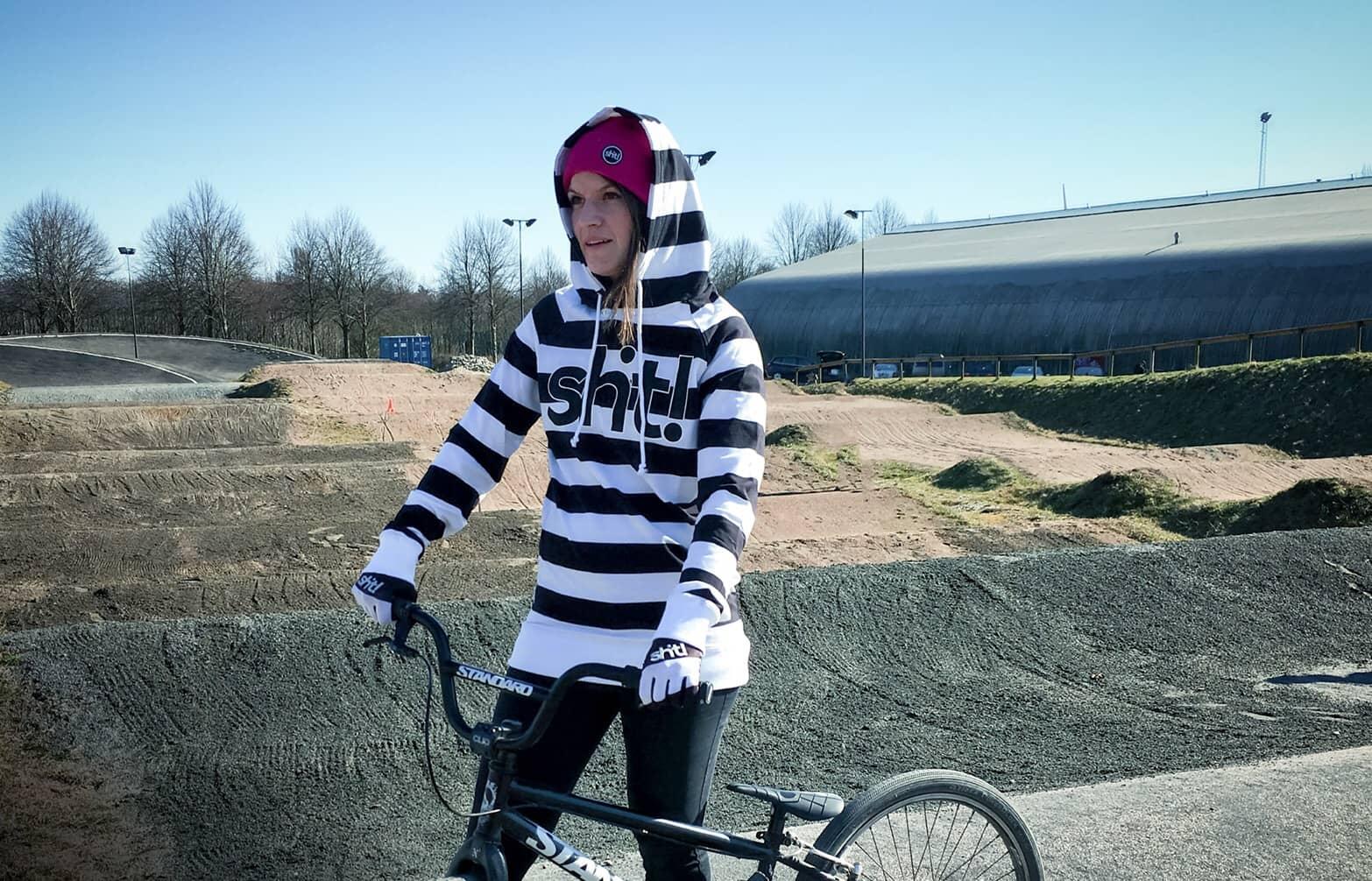 Silje Rubaek team rider for dwbtoftshit!