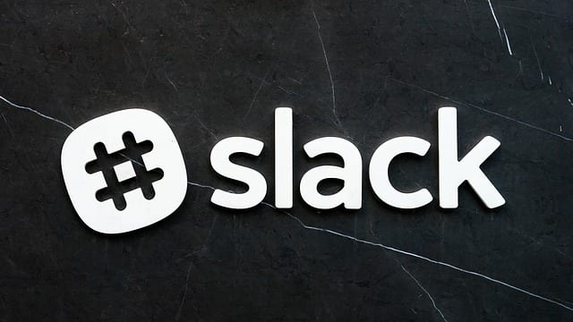 slack and customers