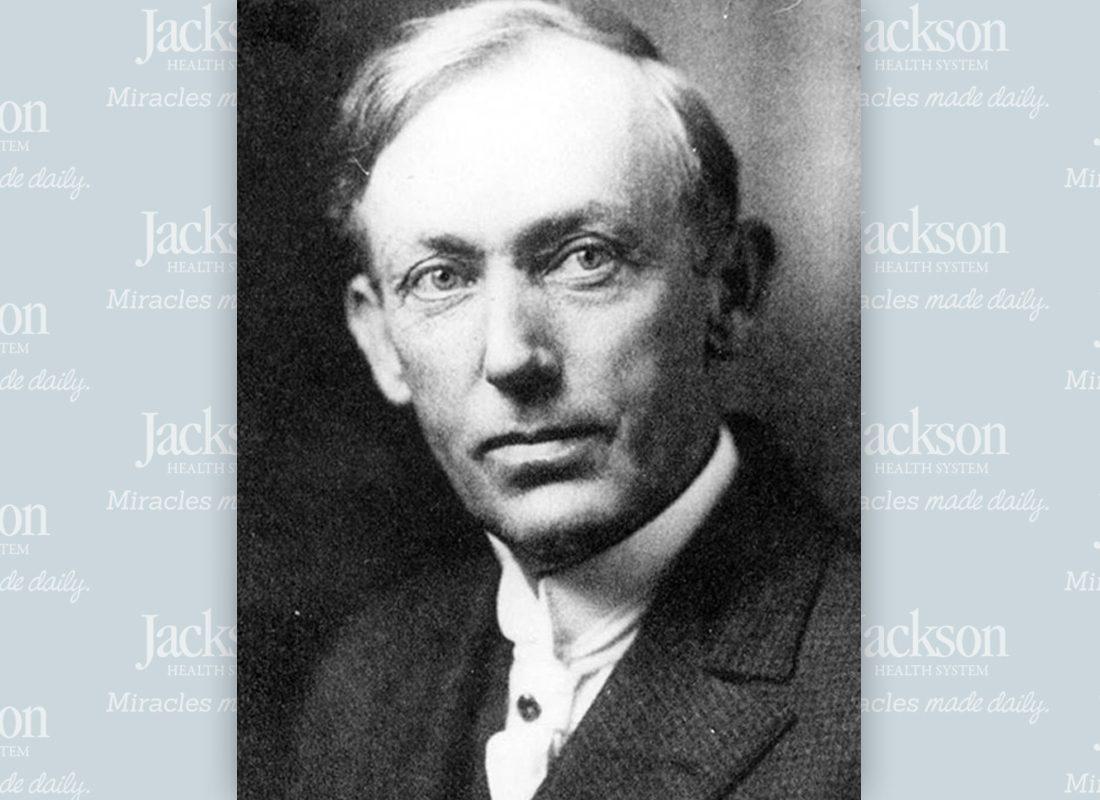 Dr. James M. Jackson headshot