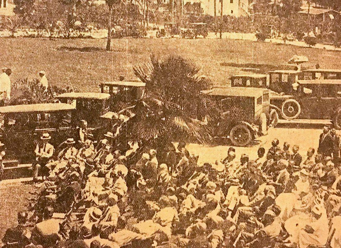 1925 Rotarian Tablet Story Miami