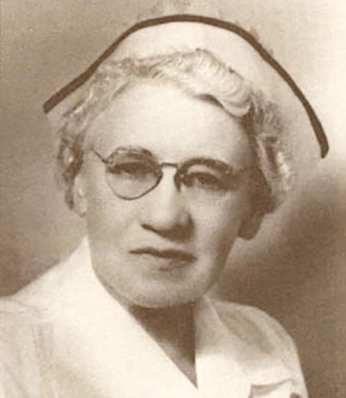 Ainah V. Royce, a Florida nursing administrator