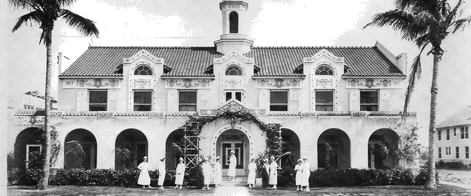 Miami city hospital and nurses