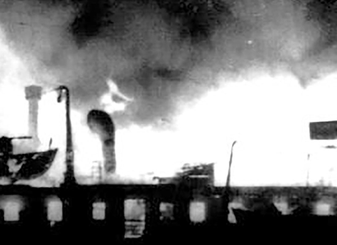 1965 boat fire leads to inception of burn center at Jackson Health Systems
