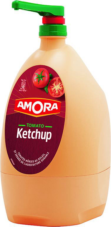 Ketchup - AMORA - Distributeur de 6 kg