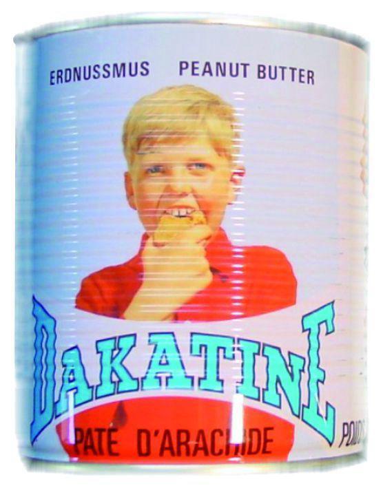 Pâte d'arachide Dakatine - DAKATINE - Boite 4/4
