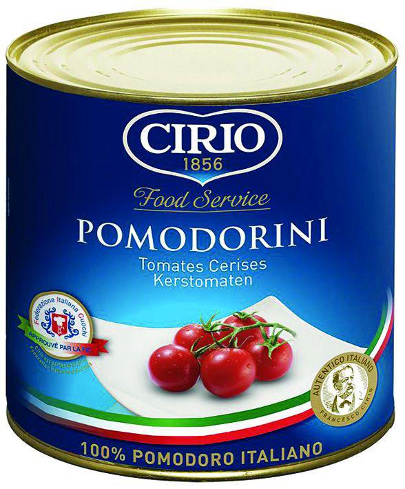 Tomates cerises - CIRIO - Boite 3/1