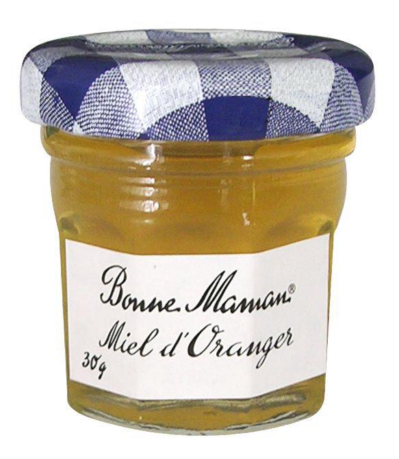 Miel d'oranger - BONNE MAMAN - Carton de 60 pots