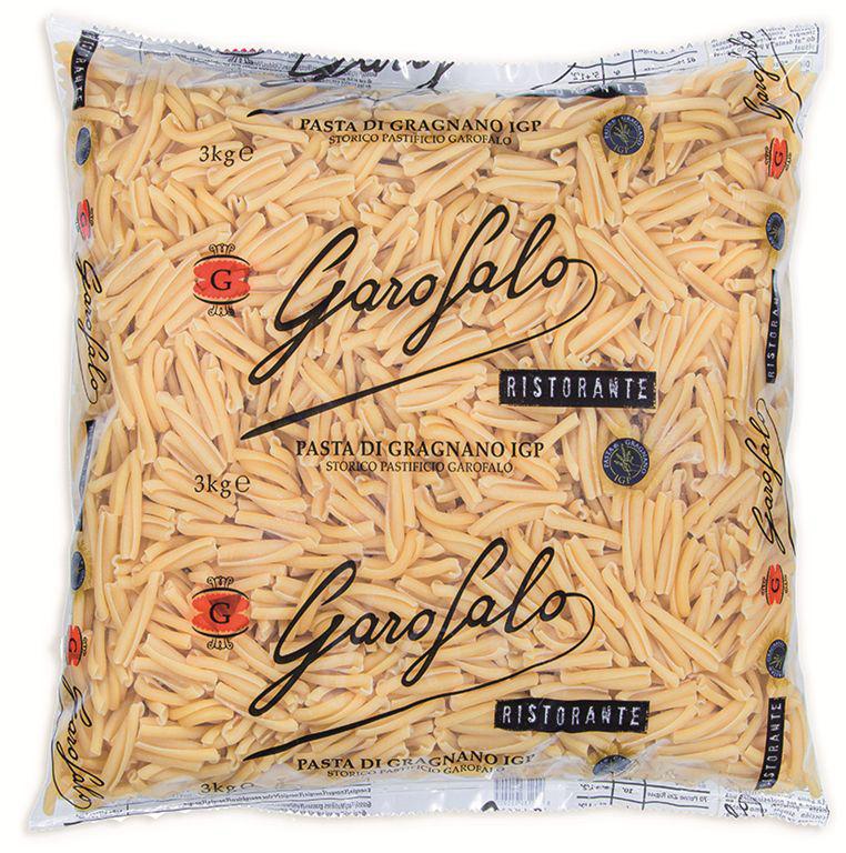 Casarecce IGP - GAROFALO - Carton de 4 sacs