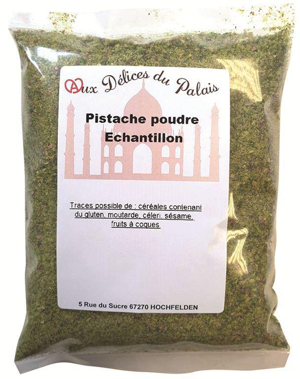 Pistaches hachées - DELICES DU PALAIS - Sachet de 1 kg