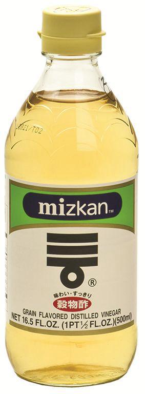 Vinaigre de riz - MIZKAN - Bouteille de 50 cl