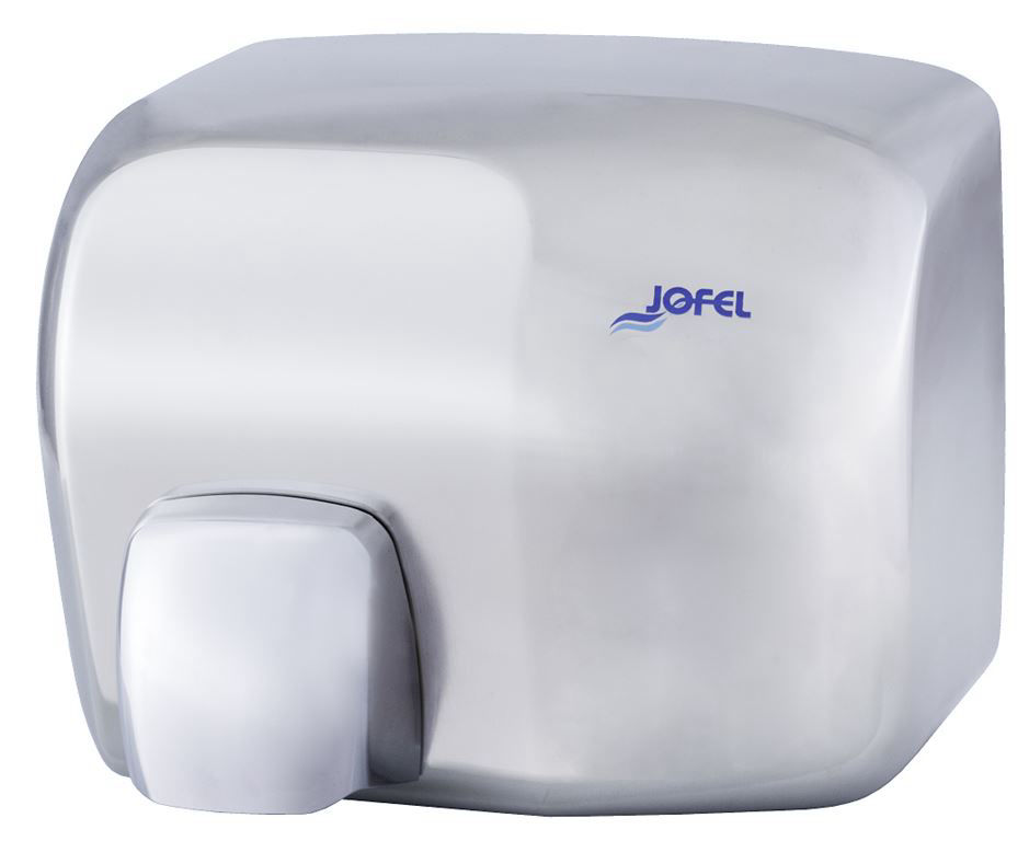 Sèche mains électrique automatique inox - JOFEL - A l'unité