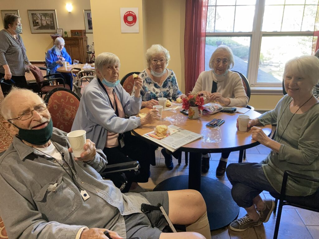 Day 3 of Assisted Living Week Celebration