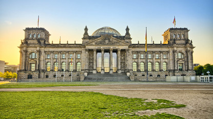 CES in the German Bundestag for 20 years