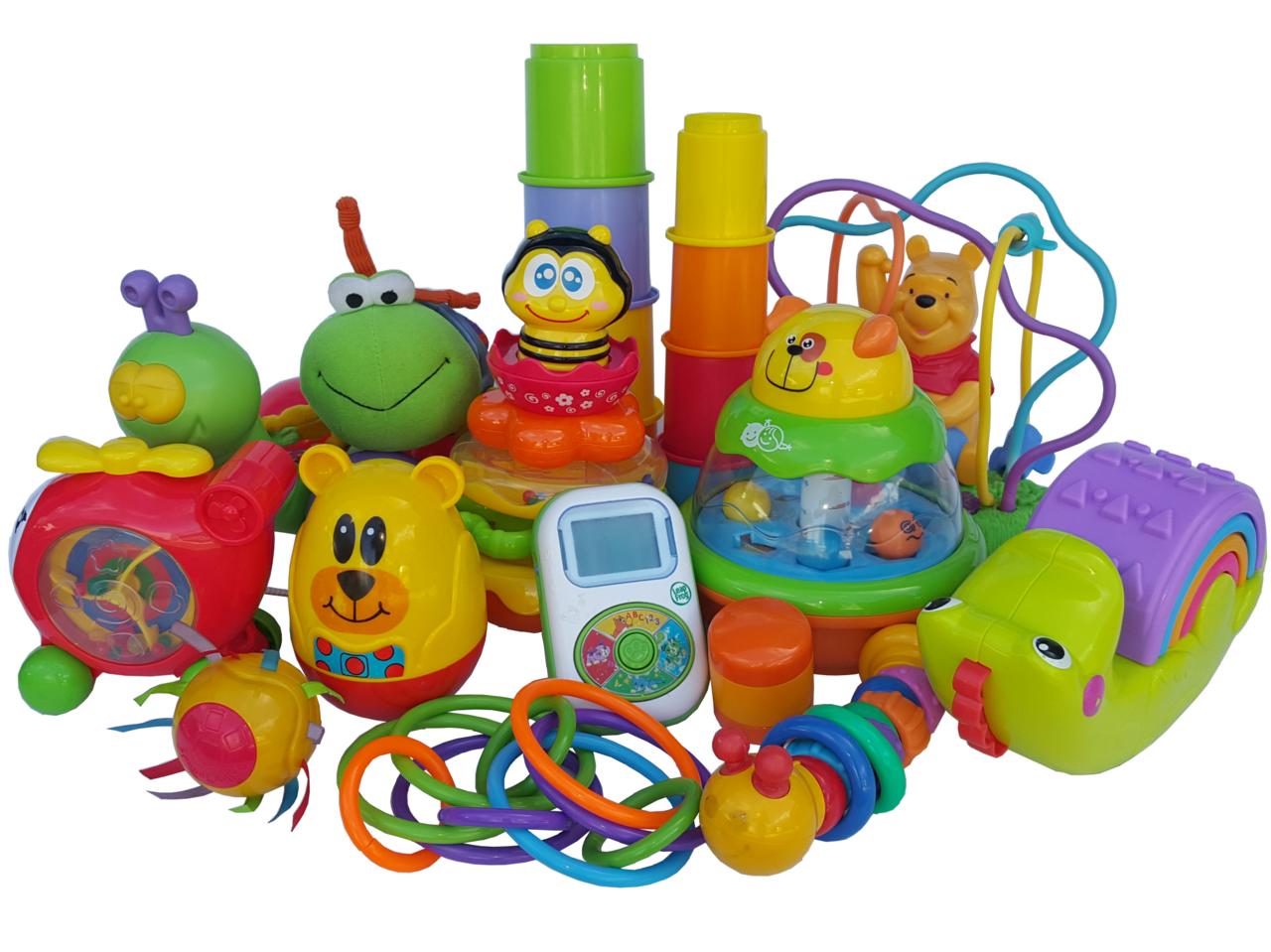 Infant Toy box A
