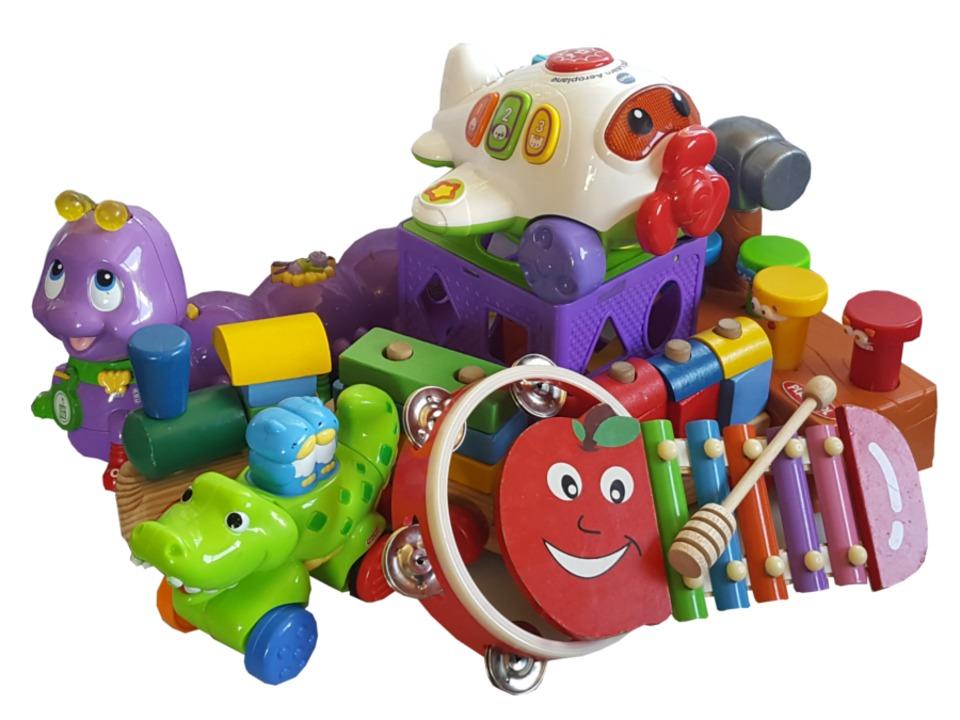 Toddler Toy Box B