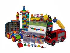 Preschool Toy Box C